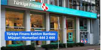 turkiye finans çağrı merkez 4442444