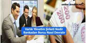 varlik yonetim borç transferi