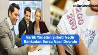 Photo of Varlık Yönetim Şirketi Nedir Bankadan Borcu Nasıl Devralır