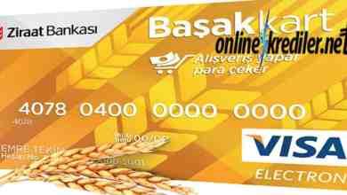 Photo of Ziraat Bankası Başak Kart Başvurusu Nasıl Yapılır Şartlar Neler