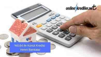 Photo of 0,64 Faizle Konut Kredisi Veren Bankalar