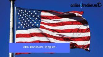 ABD bankalari hangileri