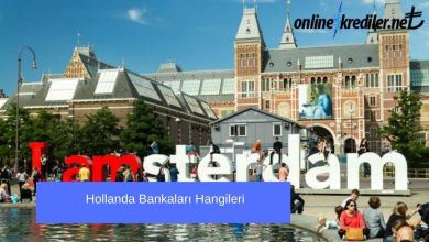 Photo of Hollanda Bankaları Listesi