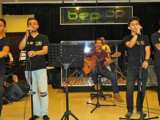 Lagu Alpha and Omega by EAST VOICE