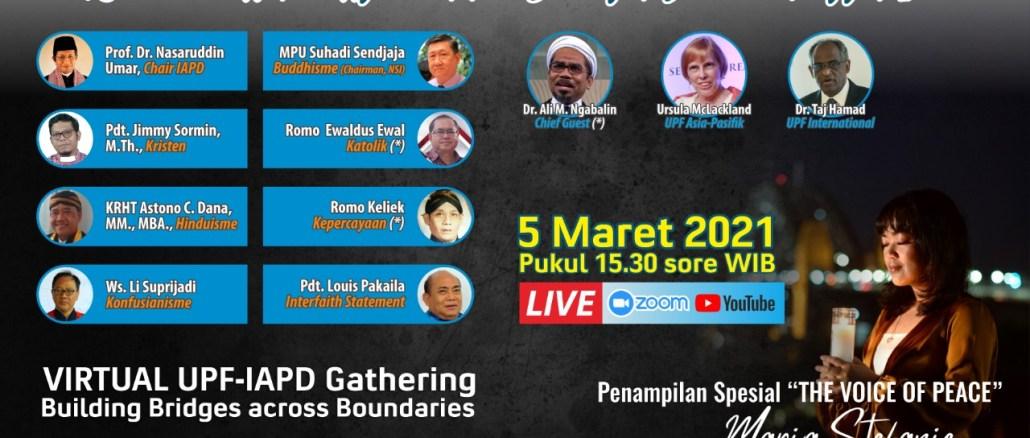 UPF Gelar World Interfaith Harmony Week