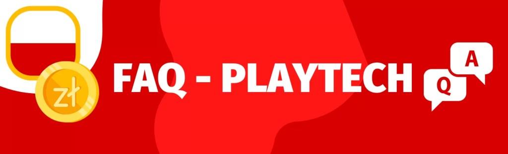 Odpowiedzi na najczęściej zadawane pytania o firmę PlayTech, automaty i tytuły tego producenta.