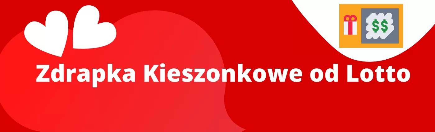 Popularna zdrapka Kieszonkowe od Lotto - dowiedz się więcej!