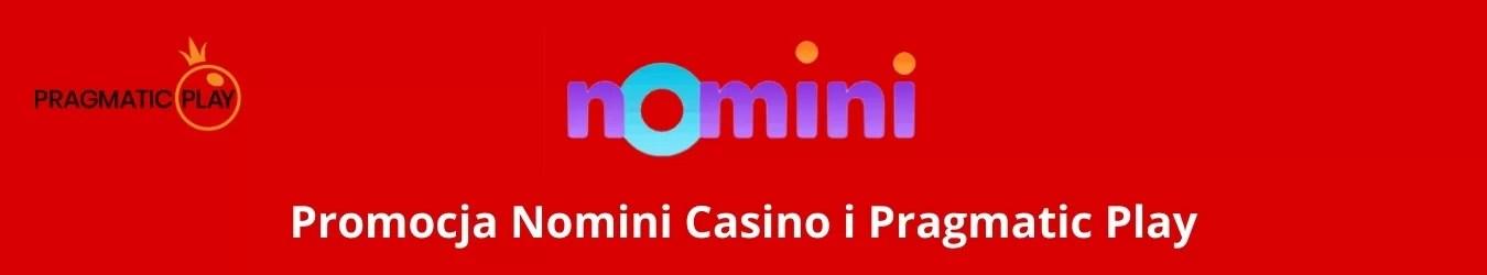 Letnia Promocja Nomini Casino i Pragmatic Play