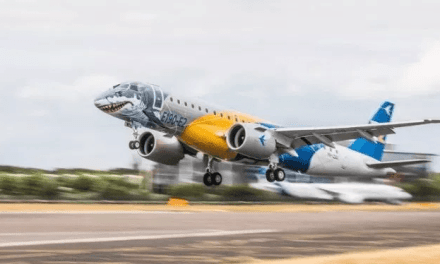 Embraer'S E190-E2 Jet Makes Demo Flight In The Nepali Skies
