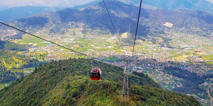 Chandragiri Hills Awarded As Nepal'S Best Tourism Destination