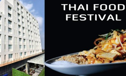 Thai Food Festival In Hotel Marriott