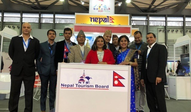 Experience Nepal In Citm, China