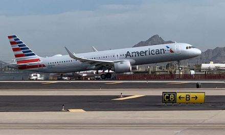 AMERICAN INTRODUCES FIRST A321NEO IN PHOENIX