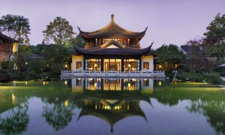 MEETING MINDFULLY AT FOUR SEASONS HOTEL HANGZHOU AT WEST LAKE