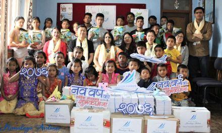 Himalaya Airlines fortifies CSR ties with Prayas Nepal