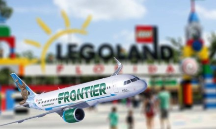 FRONTIER AIRLINES GIVING AWAY A TRIP FOR FOUR TO LEGOLAND® FLORIDA RESORT