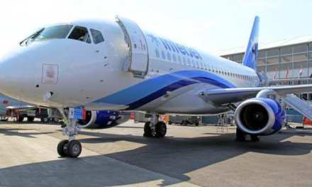 INTERJET GROUNDS TWO-THIRDS OF SSJ100 FLEET