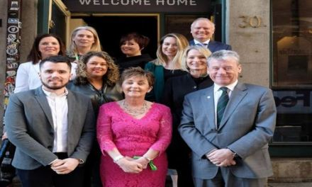 IRELAND TOURISM TAKES A BITE OUT OF THE BIG APPLE!