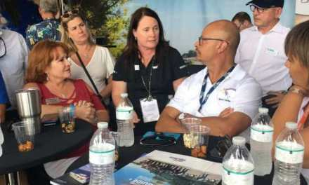 PALM BEACH BOAT SHOW GIVES THE BAHAMAS AN OPPORTUNITY TO CONTINUE ITS IMPRESSIVE GROWTH IN THE BOATING BUSINESS