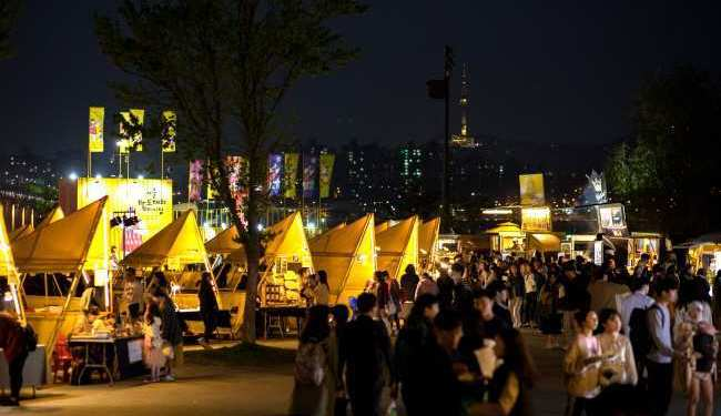 [KOREA] SEOUL BAMDOKKAEBI NIGHT MARKET 2019 OPENS FROM APRIL 5!
