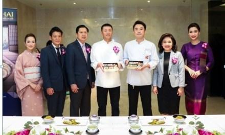 THAI SERVES AUTHENTIC JAPANESE FOOD ON BANGKOK-JAPAN ROUTES