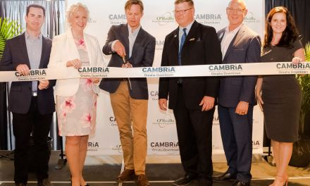 Cambria Hotels Celebrates Its First Hotel To Open In The Cornhusker State