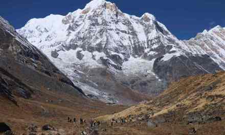 Annapurna Marathon from June 3