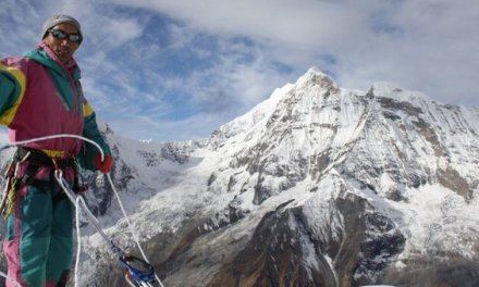 Kami Rita Sherpa climbs Everest for 23rd time