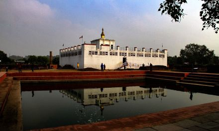 Visit Lumbini Year begins from May 18