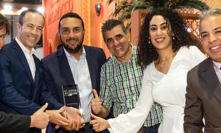 Morocco wins Best Stand Design at Arabian Travel Market 2019