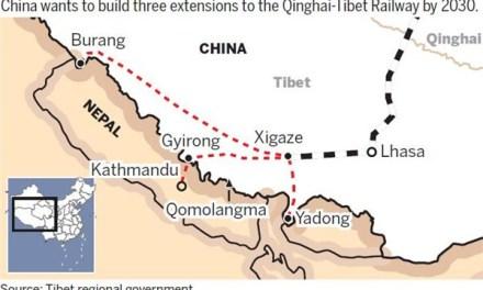 Nepali delegation off to Beijing for Kerung-Kathmandu railway talks