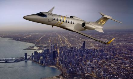 Bombardier Launches the Learjet 75 Liberty