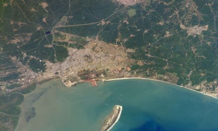 Kakinada Hope Island developed as a world Class Coastal & Eco Tourism Circuit