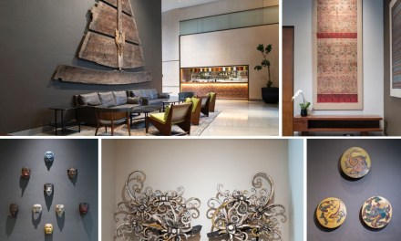 Indonesian Heritage Art Finds a Home at Alila SCBD