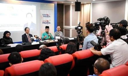 TOURISM CONTRIBUTES RM41.69 BILLION TO MALAYSIA ECONOMY