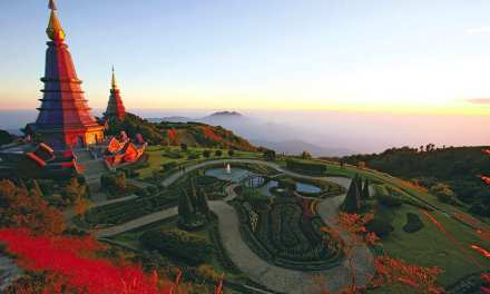 Doi Inthanon National Park announces emergency closure