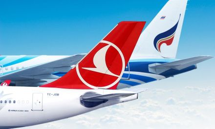 Bangkok Airways (PG) and Turkish Airlines (TK) announce a new codeshare partnership