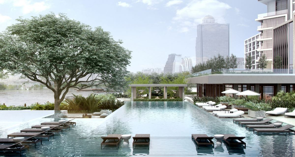 FOUR SEASONS HOTEL BANGKOK ANTICIPATES OF 2020 OPENING
