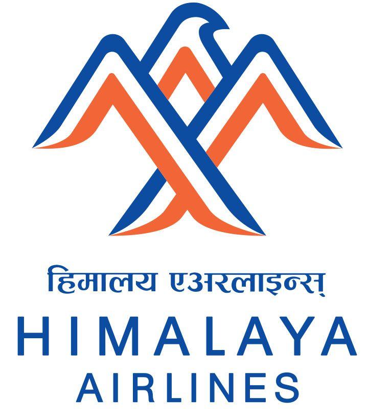 himalaya airlines new logo