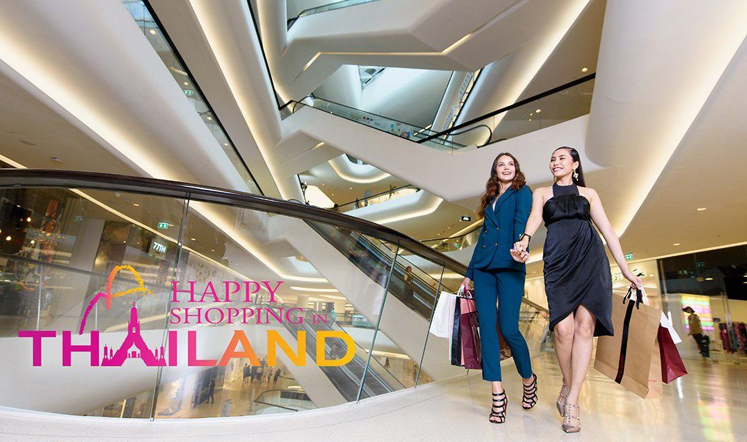 TAT's 'Happy Shopping' campaign jazzes up tourism offering in Thailand