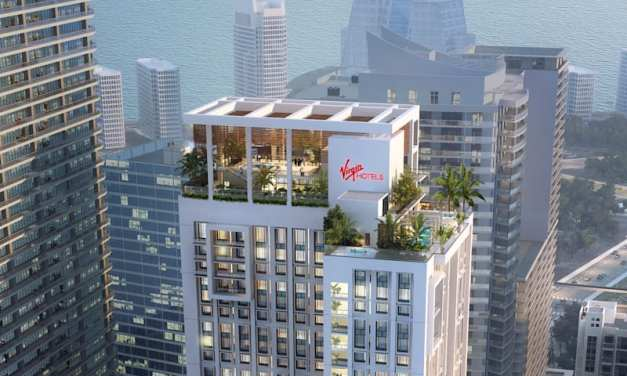Virgin Hotels announced plans to open in Miami, Florida.