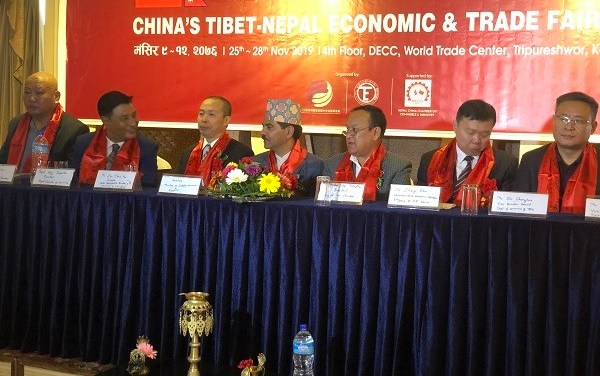 Tibet-Nepal Economic and Trade Fair kicks off in Kathmandu