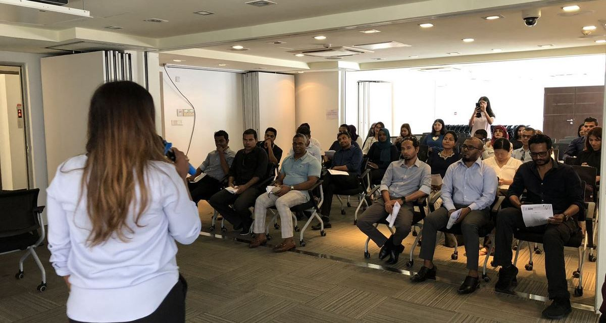 "MALDIVES HOSTS ""WTM 2019 PRE MEETING"""