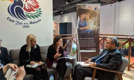MALAYSIA PROMOTES VM2020 AT WORLD TRAVEL MARKET LONDON