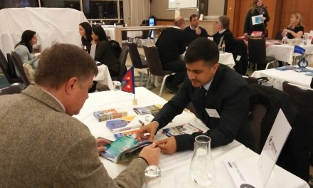 Nepal makes strong presence at the AVIAREPS Nordic Roadshow 2019