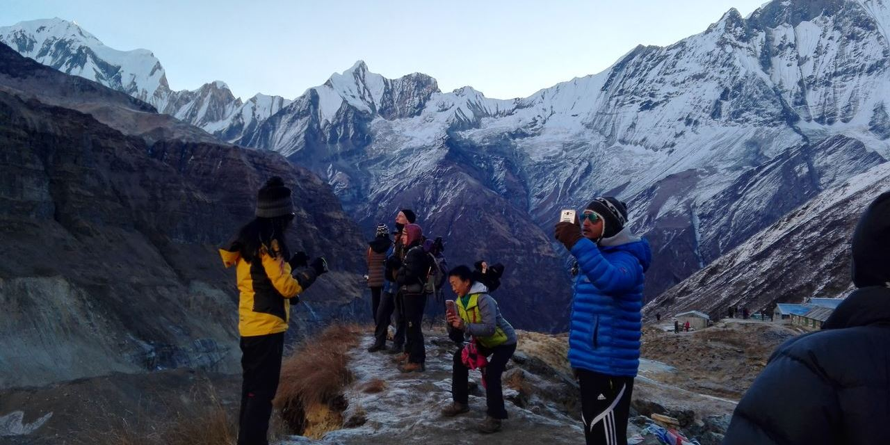 Forbes puts Nepal on 10 bucket list trips for the next decade