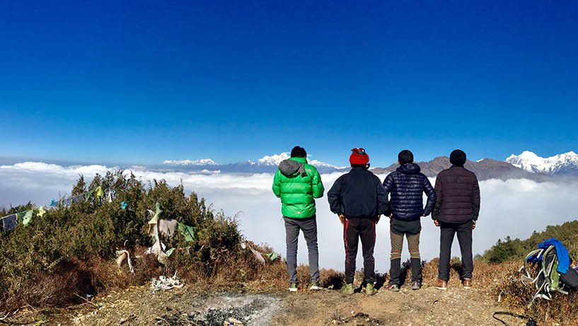 Phikuri Peak Trekking Trail Explored