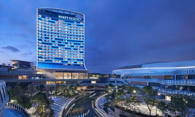 Hyatt Regency Hengqin Opens in Greater Bay Area of Southern China