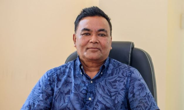 Mr. Binayak Shah – Secretary General HAN