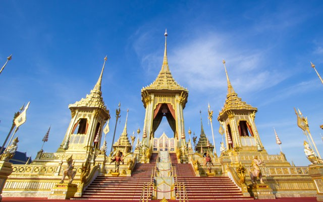 New royal museum to rise in Thailand